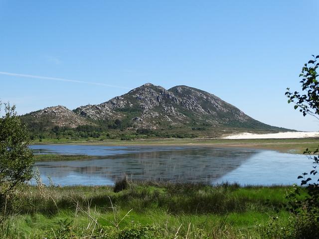 Monte Louro en Louro, Muros