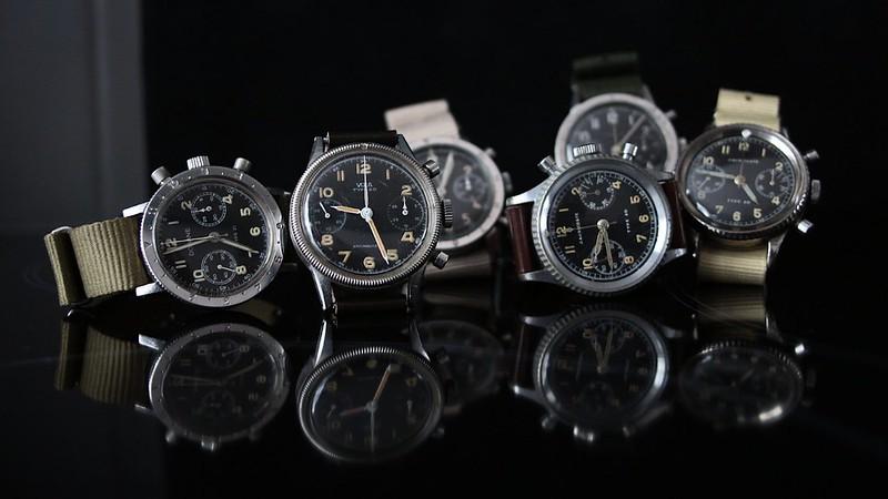 flieger - montres de pilote type 20 ... et .. autre militaire .. - Page 5 20469914942_b4fe77f408_c