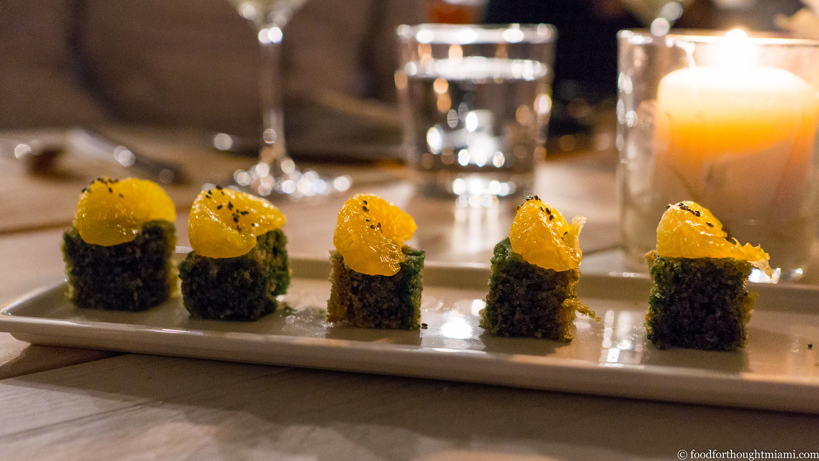 food for thought | a miami food blog: Cobaya DK with David Lanster ...