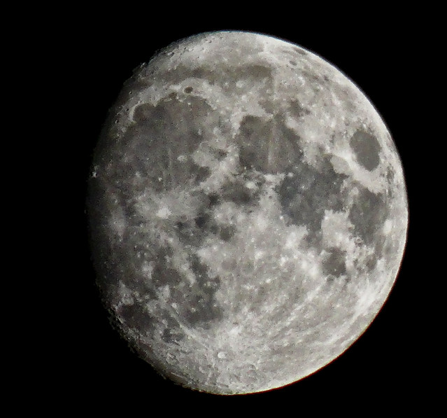 9 1 - Tonights moon