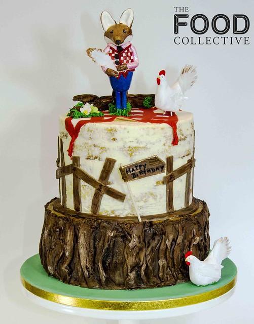 Cake by Redbox Pantry