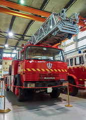 1984 Iveco-Magirus DL37 Fire Truck