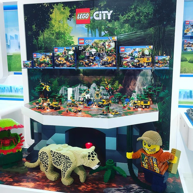 Nürnberg Toy Fair 2017 City 1