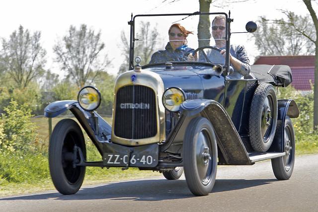 Citroën B2 Torpédo 1922 (7766)