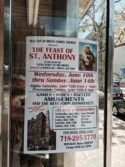 土, 2015-06-13 13:47 - BelmontのSan Antonioのお祭り