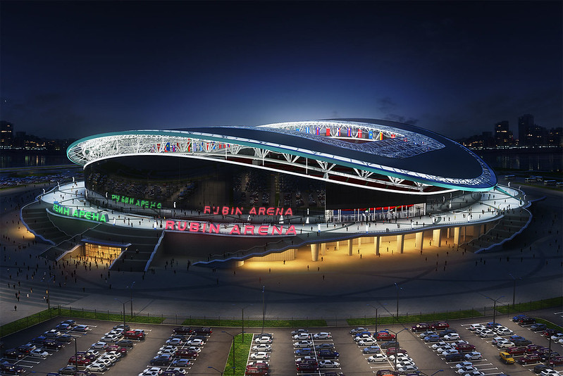 Estadio Arena de Kazan