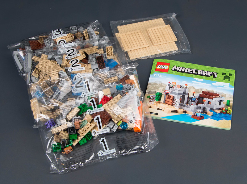 Review - 21121 LEGO Minecraft:Desert Outpost από EUROBRICKS 19111544294_1ae6111305_c