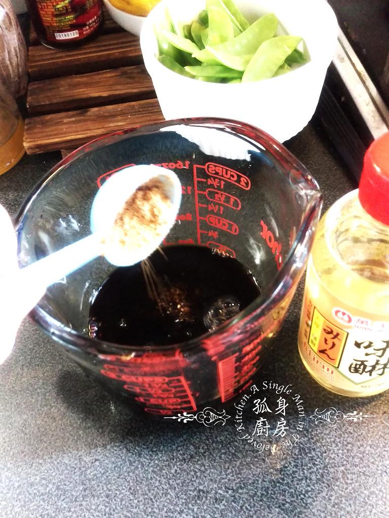 孤身廚房-食譜書《常備菜》試作——筑前煮、醬煮金針菇。甜滋滋溫暖和風味11