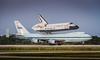 Nasa B747-100 & Discovery Space Shuttle