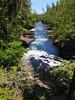 Black River Wilderness - Gogebic County- Upper Peninsula - Michigan