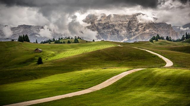 Piz Arlara - Trentino Alto Adige, Italy - Landscape photography