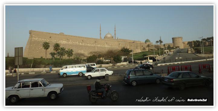 Mesir - Saladin Citadel