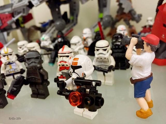 Stormtrooper snapshot!