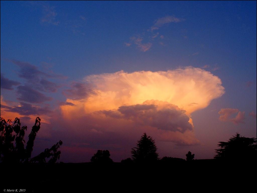Ciel du soir lumineux   19610121818_b58a1dff27_b