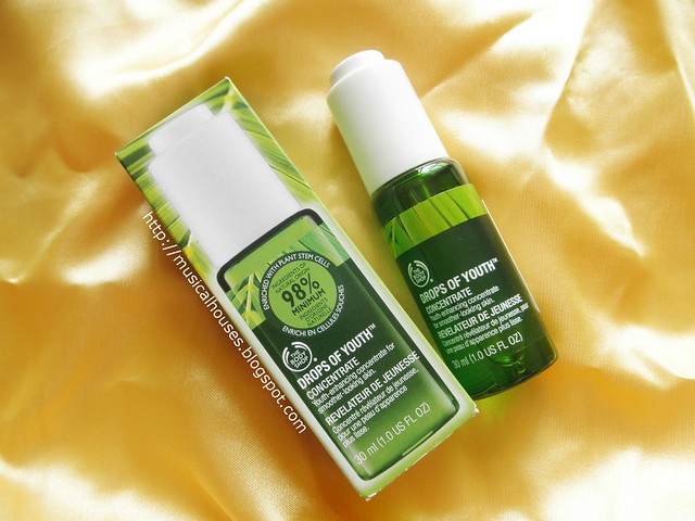 The Body Shop Drops of Youth Concentrate 1