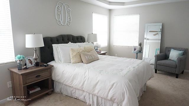 Master Bedroom Tour