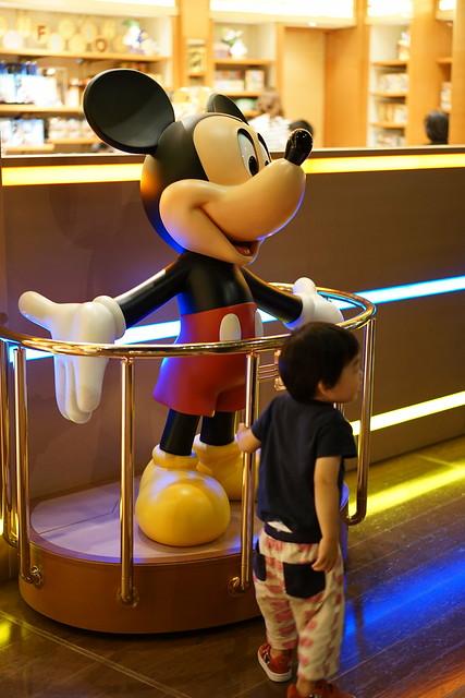 東京ベイ舞浜ホテル_ミッキー