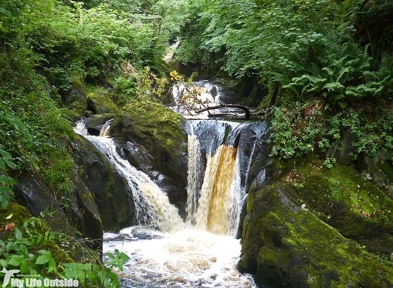P1150073 - Ingleton Waterfalls