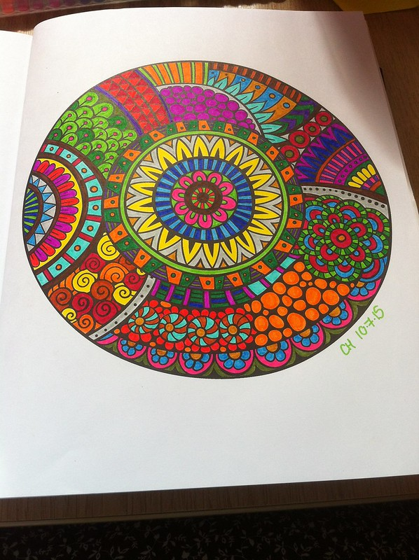 Meditation Colouring Book 3