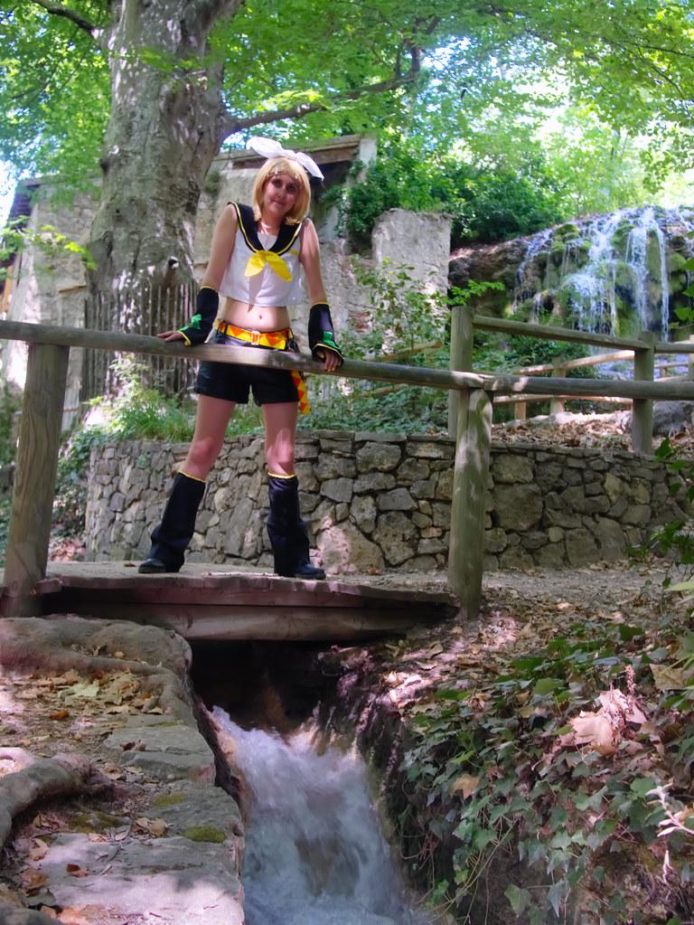 related image - Shooting Rin kagamine - Vocaloid - Parc de Saint Pons -Gemenos- 2015-08-05- P1170754