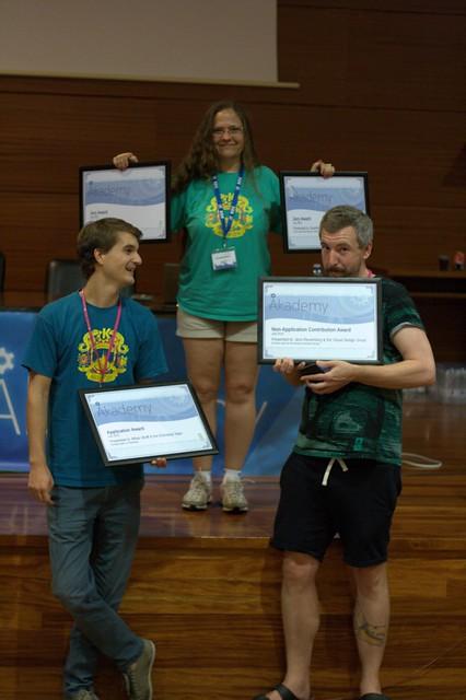 Akademy Award winners