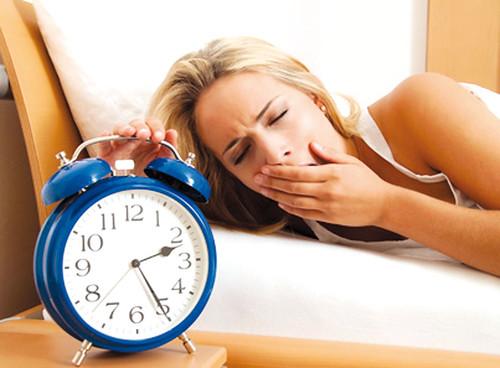 Що нам заважає спати?