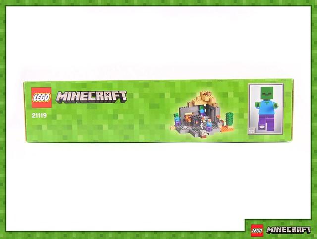 Review - 21119 LEGO Minecraft The Dungeon από EUROBRICKS 19871155221_db770db6df_z