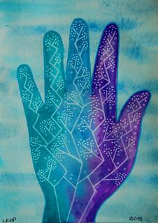 Week 31 - Hamsa Hand