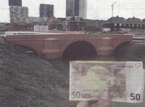 50 Euro bridge
