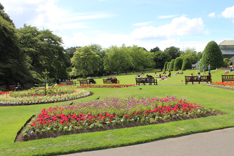 Botanical gardens, Glasgow