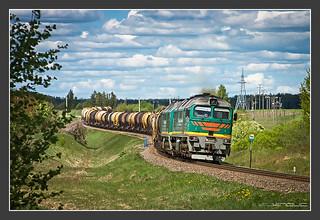 2M62U, Venta/Lithuania, 12.05.2009