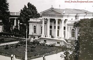 Одесса, 1968. Археологический музей
