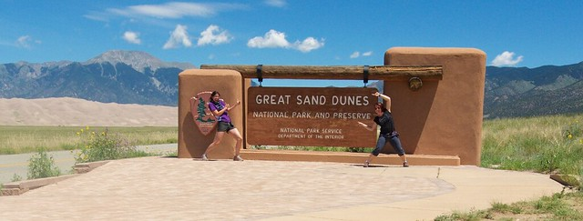 Great Sand Dunes National Park !