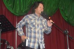 Reuben Rai Preaching