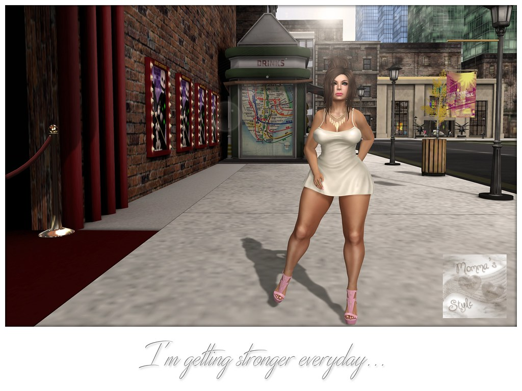 Belleza Skin, Maxi Gossamer, MG, Buzz, Buzzeri, Kustom9, Kustom 9, K9, Mandala, Belleza,   Freya, Slink, Mina, The Gacha Garden, Arise, Hello Dave, Alaskametro, The Mesh Body Addicts Fair, Just Because, JB, Essenz,  Pure Melody, Scene, Verocity, HT, Hello Tuesday, Cosmopolitan Shopping Town, Penumbra Republic, Momma's Style, JenJen Sommerfleck, Second Life, Virtual World, Avatar, Virtual Photography,   Digital Art