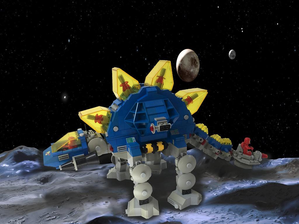 neo space - building lego - brickpicker