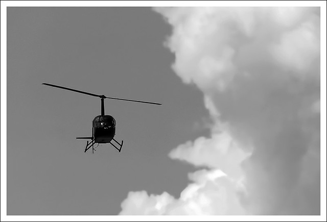 Black Helicopter 2