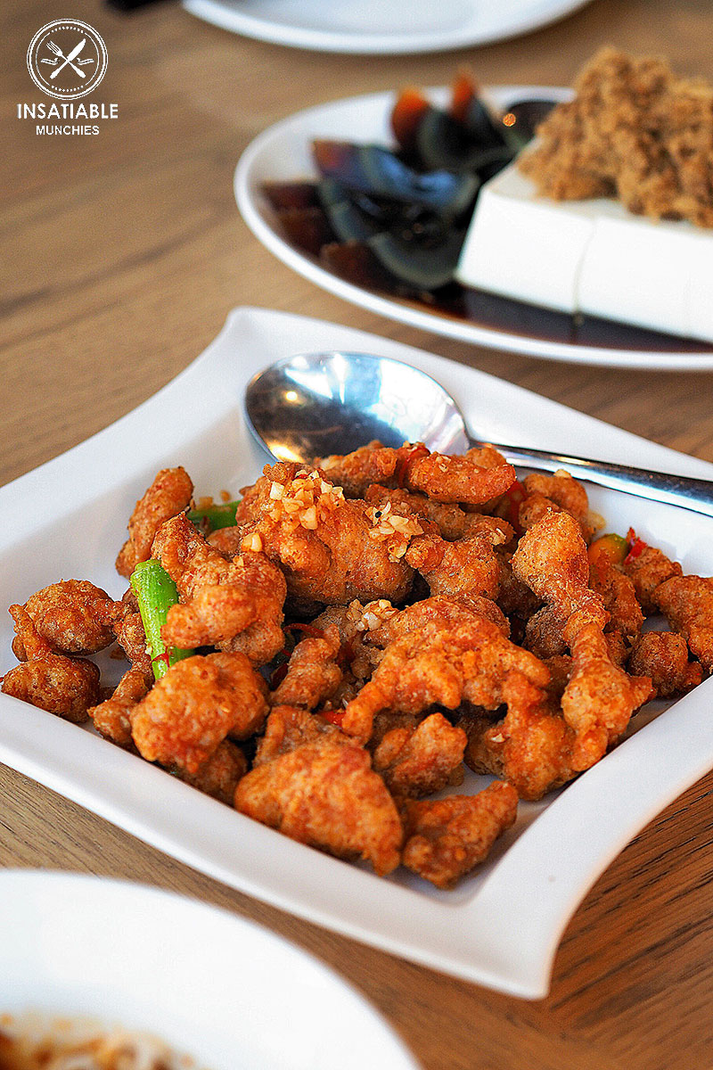 Sydney Food Blog Review of Din Tai Fung, Central Park: Crispy Fried Chicken with Chilli
