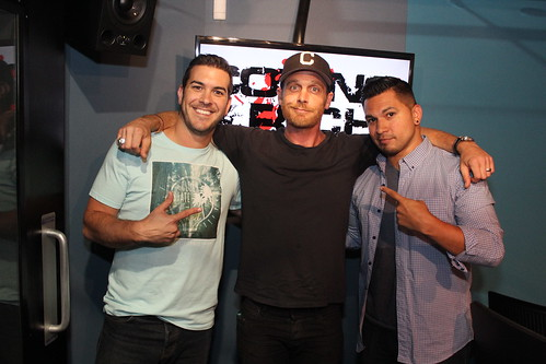 Ethan Embry on the Covino & Rich Show