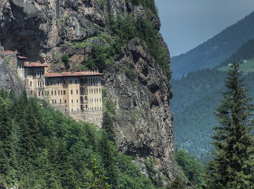 Trabzon - Sumela Monostor