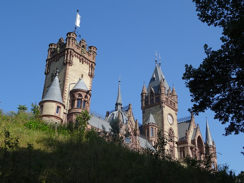 Drachenburg palace
