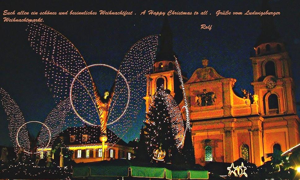 Ludwigsburg Weihnachtsmarkt.Germany Ludwigsburg Weihnachtsmarkt 7732 Happy Holiday Flickr