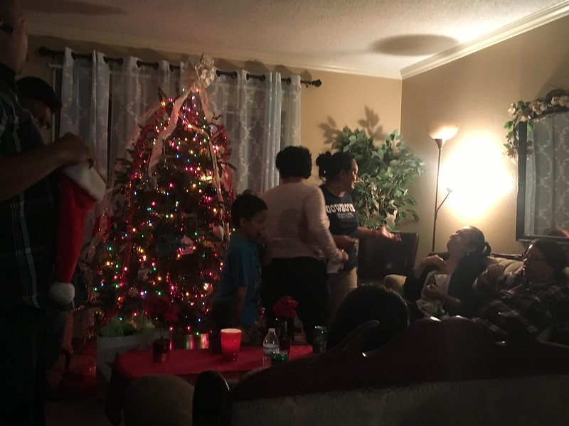 Christmas fellowship Destiny