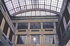 Los Angles  California ~  Spring Arcade Building ~  Interior Ceiling