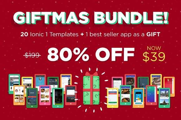 Creativemarket Giftmas Bundle