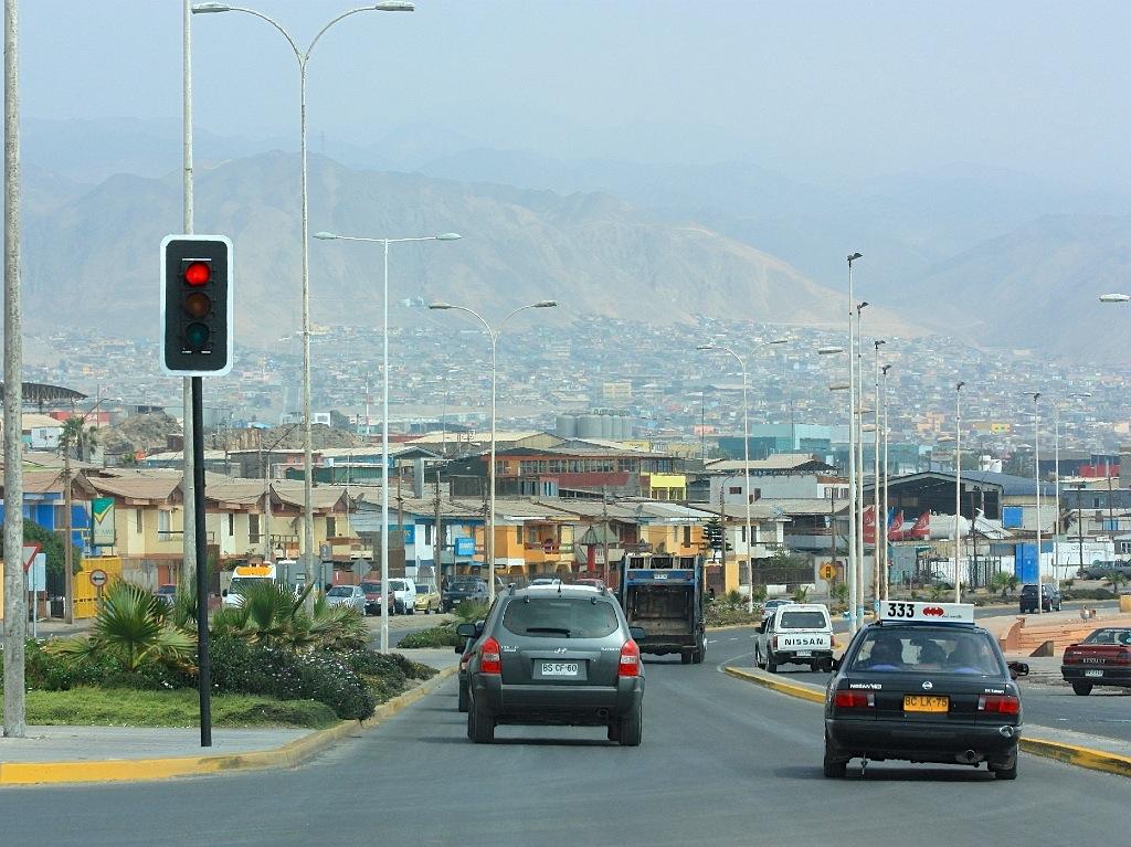 Ruta 1, Antofagasta, Region de Antofagasta, Chile, fotoeins.com