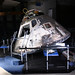 "Small photo of Apollo 9 Command Module ""Gumdrop"""
