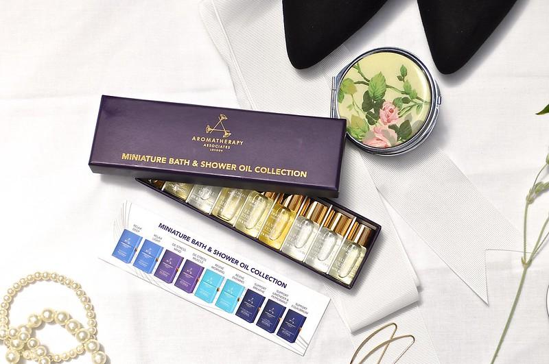 Aromatherapy Associates Bath Oils 2