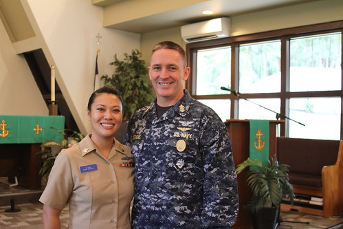 Female Enlisted Sailor in Singapore Selected for Submarine Force