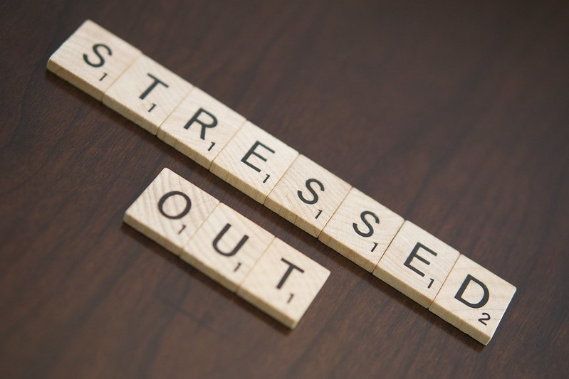 stress and mental health disorders